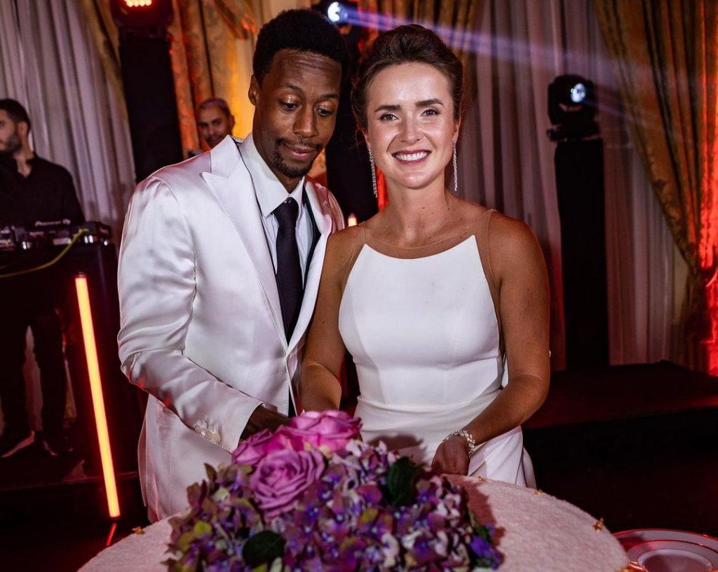 Гаэль Монфис романтично поздравил супругу с днем рождения