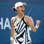 Ангелина Калинина с победы стартовала на турнире в Портороже